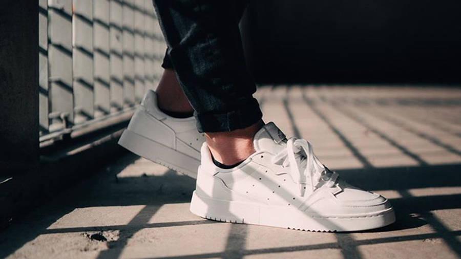 adidas Supercourt White | Where To Buy