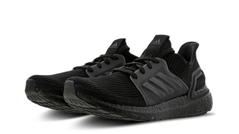 adidas Ultra Boost 19 Black G27508 front