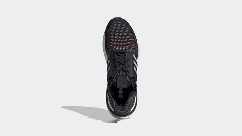 adidas Ultra Boost 19 Black Multi G54011 middle