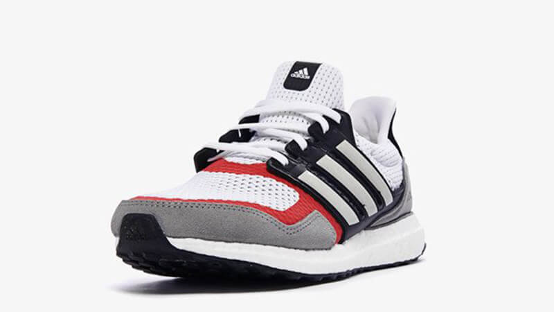 adidas Ultra Boost S&L White Grey EF2027 front