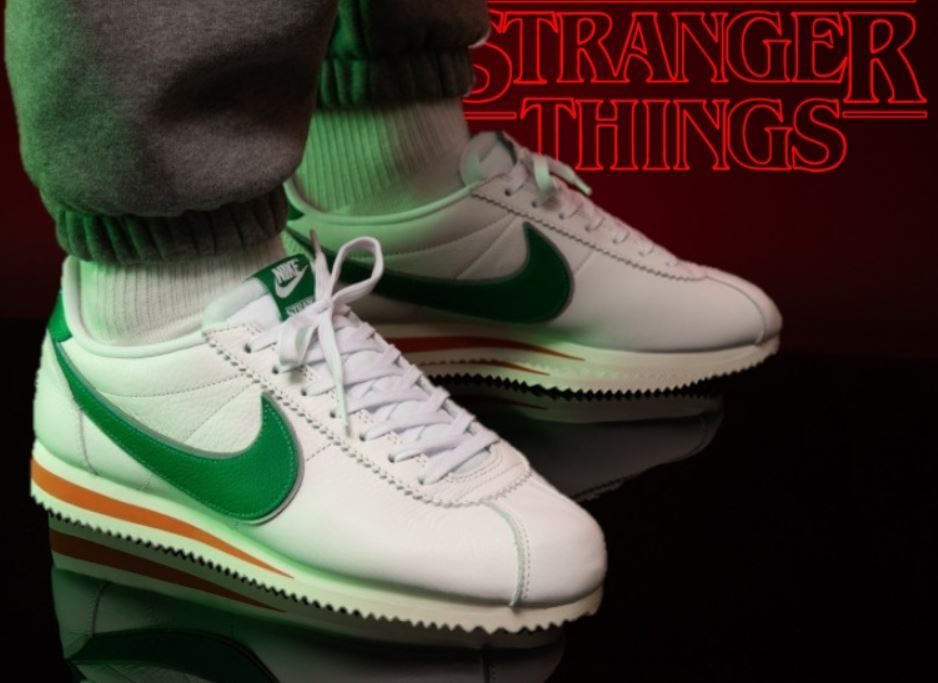 "Stranger Things Nike Cortez ""Hawkins"