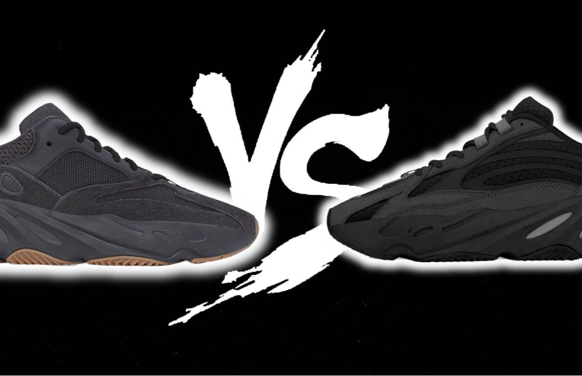 Yeezy Boost 700 Vanta Vs Utility Black