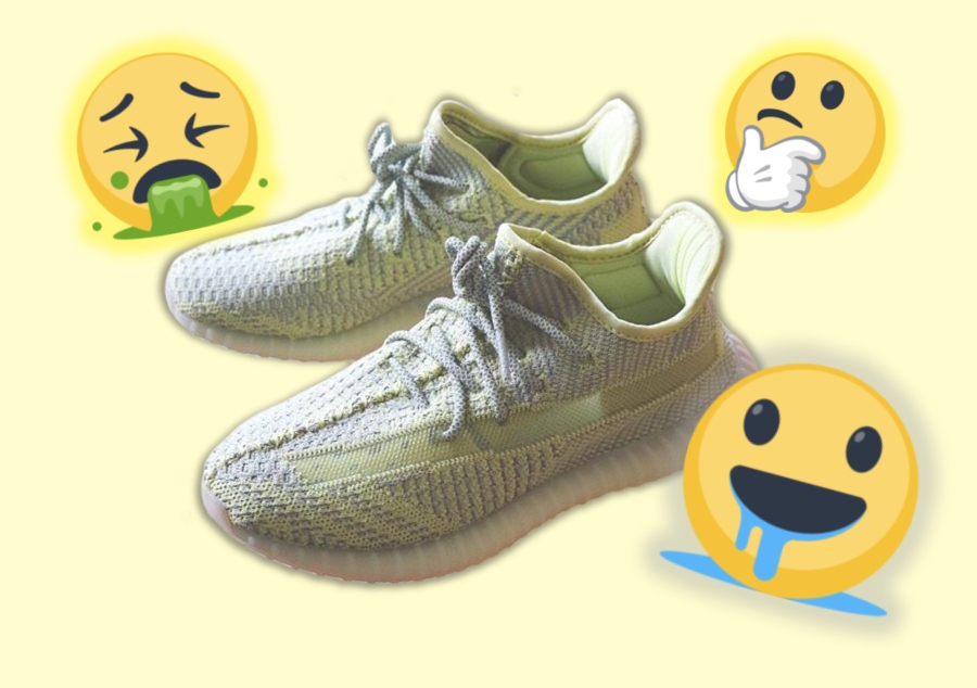 Here's What Everyone Thinks Of The Yeezy Boost 350 V2