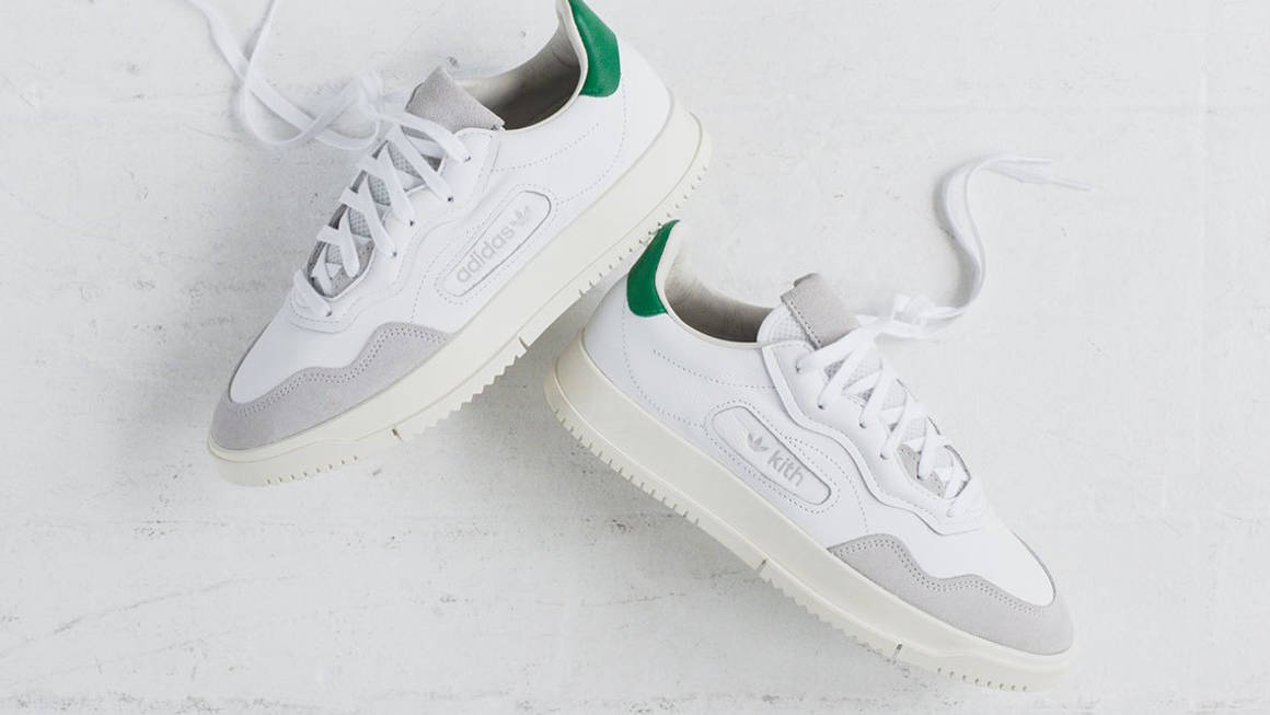 KITH Takes On The adidas SC Premiere For Summer 2019