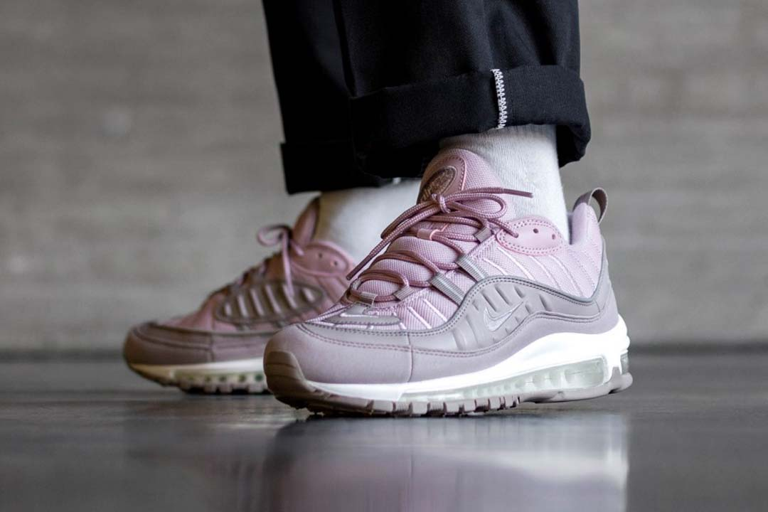 The Nike Air Max 98 'Pumice' Is A Steal For £100