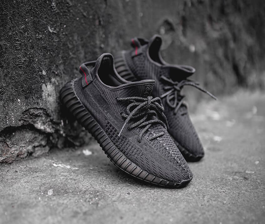 Yeezy Boost 350 V2 Black: Here's Your
