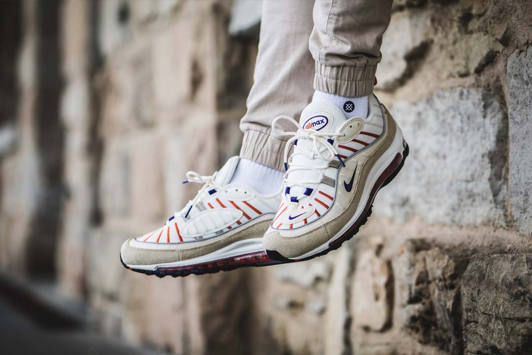 The Nike Air Max 98 'Light Cream' Is A Crazy Steal For £80!
