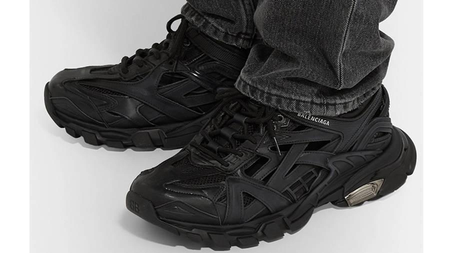 Balenciaga Track 2 Black   Where To Buy