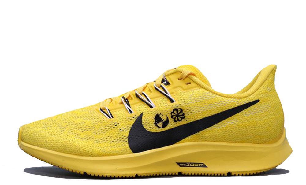 Altoparlante Automático principalmente  Cody Hudson x Nike Air Zoom Pegasus 36 Yellow   Where To Buy   CI1723-700    The Sole Supplier