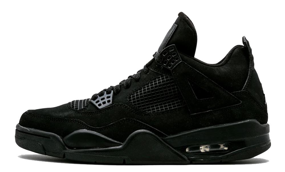 Jordan 4 Black Cat CU1110-010