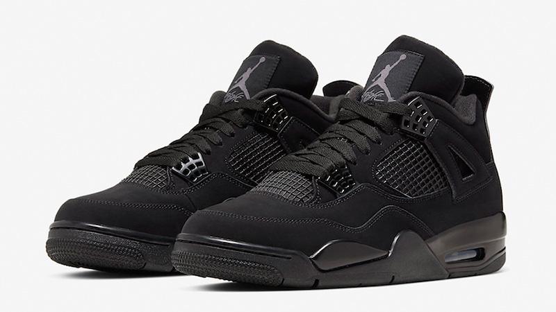 Jordan 4 Black Cat | Where To Buy