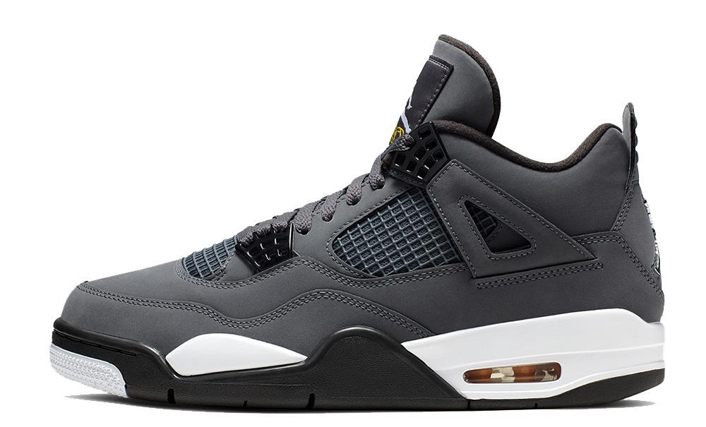 Jordan 4 Cool Grey 308497-007
