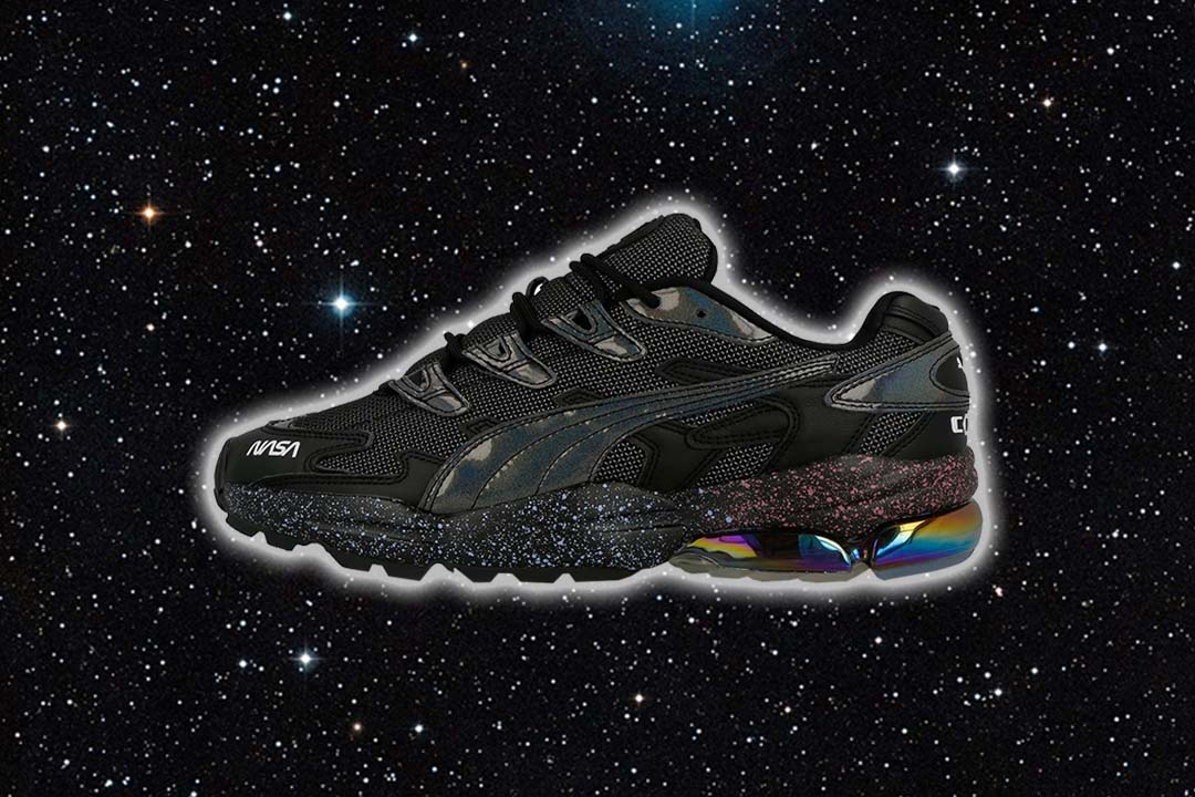 NASA x PUMA Blast Off Into The Unknown With The 'Space Explorer' Pack