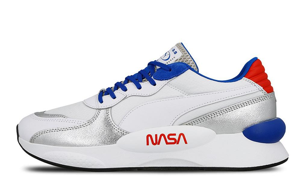 NASA x PUMA RS 9.8 Space Explorer Pack