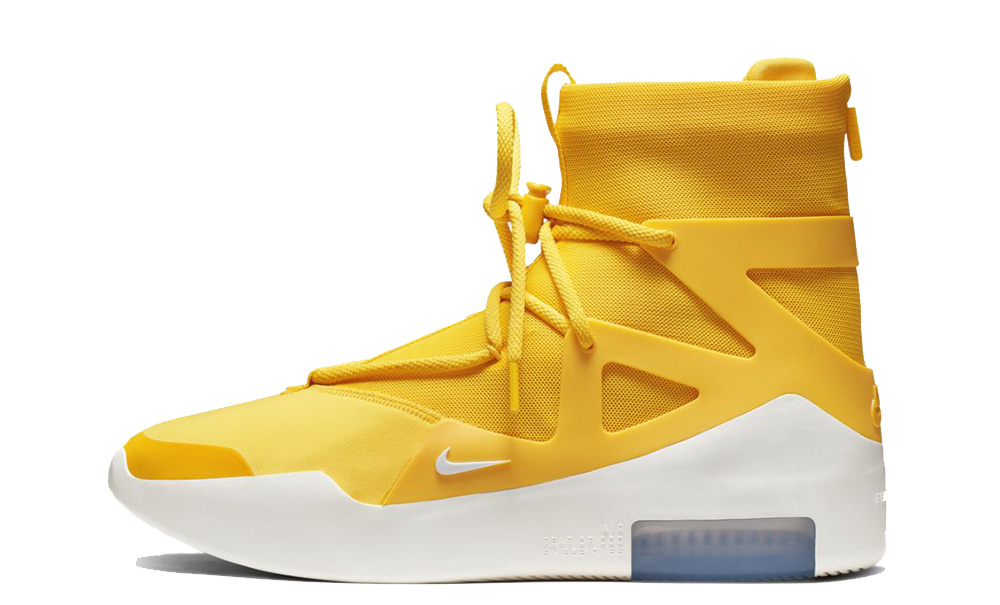 Nike Air Fear of God 1 Amarillo