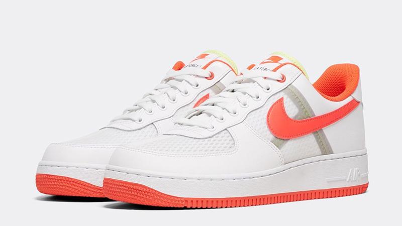 Nike Air Force 1 07 LV8 Transparent