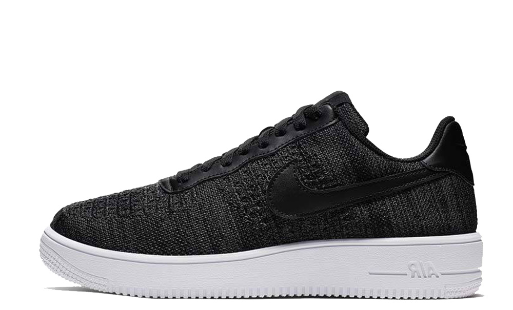 Nike Air Force 1 Flyknit 2.0 Black - Where To Buy - CI0051-001