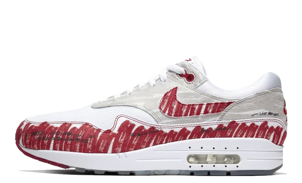 Nike Air Max 1 Tinker Sketch CJ4286-101