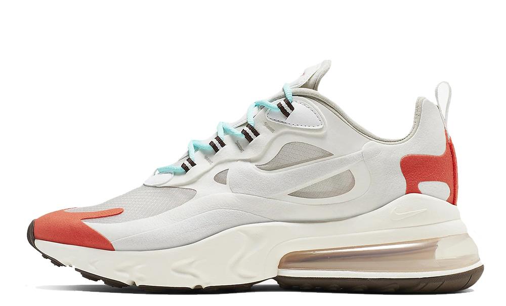 Nike Air Max 270 React Beige Orange AO4971-200