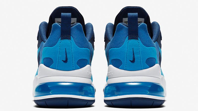 Nike Air Max 270 React Blue Void