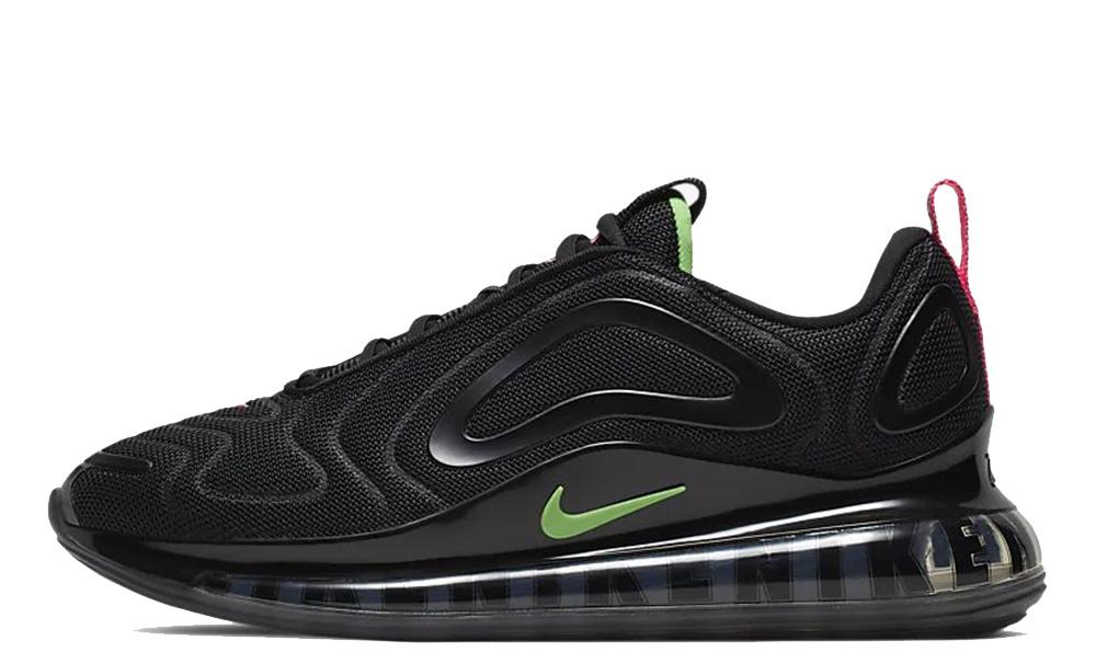 Nike Air Max 720 Black Green CQ4614-001
