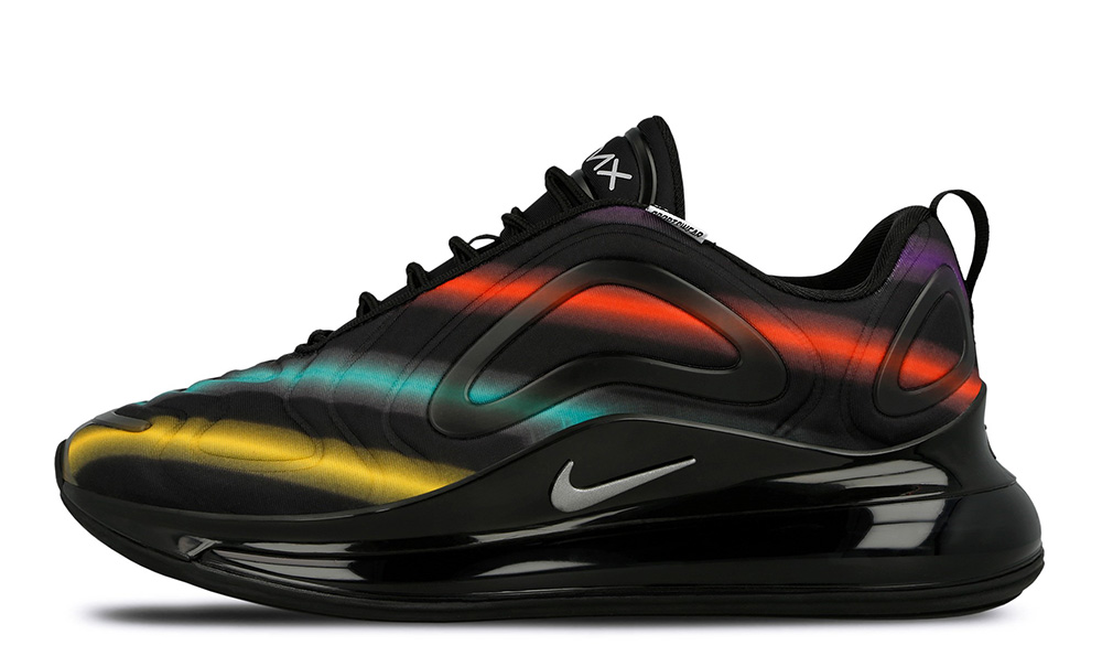 Nike Air Max 720 Neon Black AO2924-023