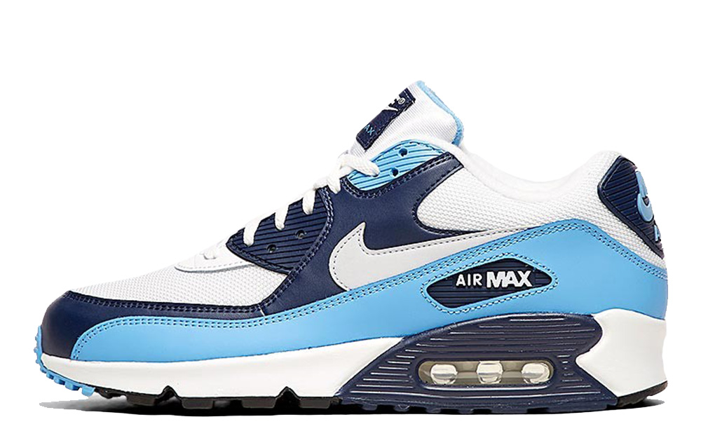 Nike Air Max 90 Essential White Blue