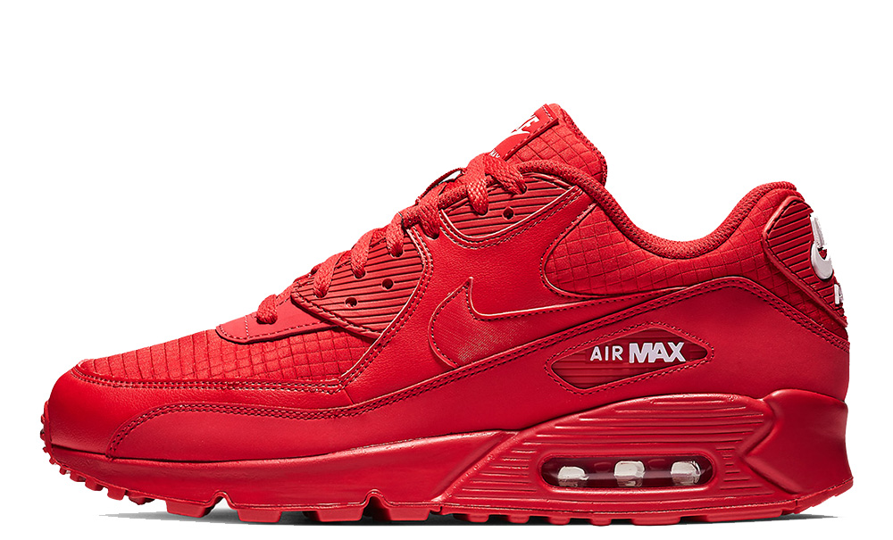 Nike Air Max 90 Red AJ1285-602