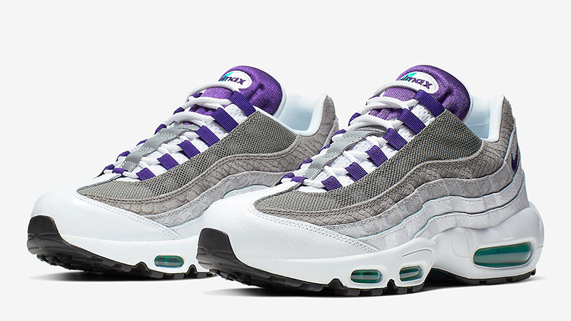 Nike Air Max 95 Grape Snakeskin - Where
