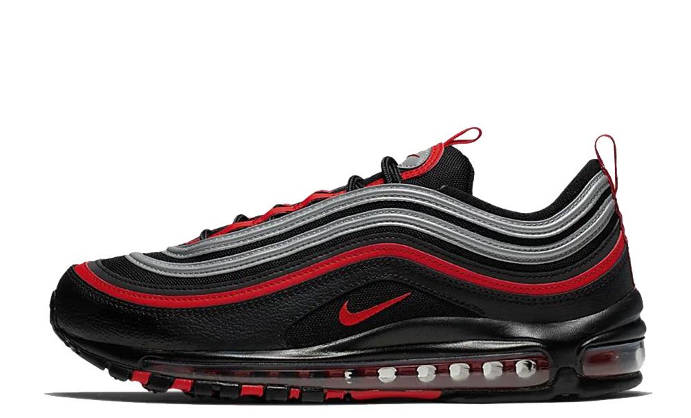 Nike Air Max 97 Black Red 921826-014