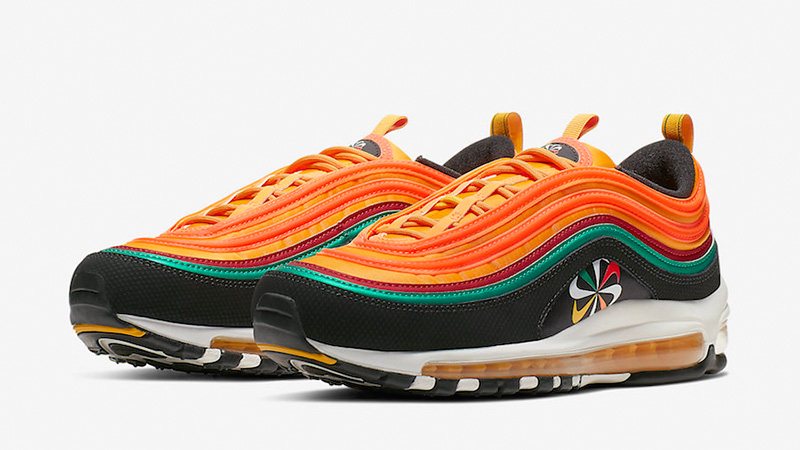 Nike Air Max 97 SH Kaleidoscope Men's Running apoorvaa