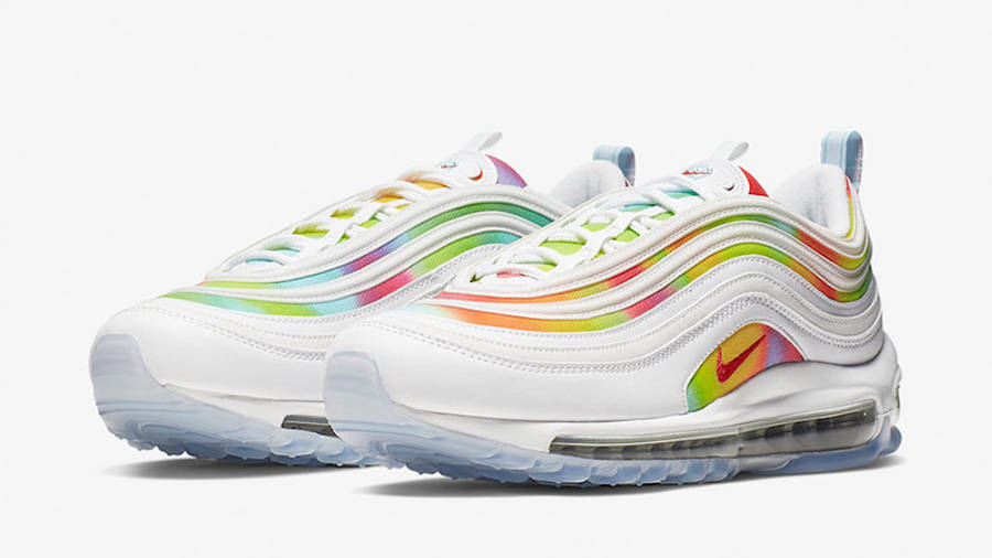 Coordinar Marinero Nevada  Nike Air Max 97 Tie Dye Chicago | Where To Buy | CK0839-100 | The Sole  Supplier