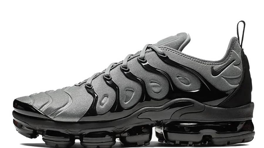 Nike Air VaporMax Plus Grey Black