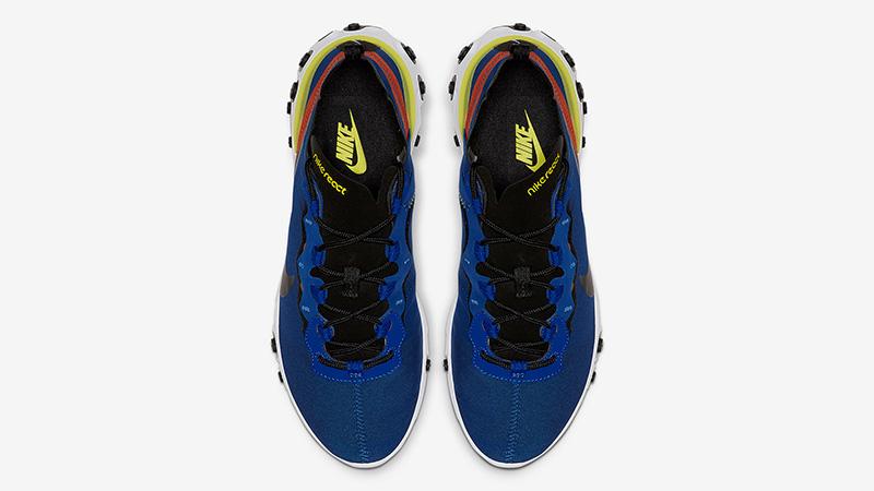 Nike React Element 55 Captain Marvel