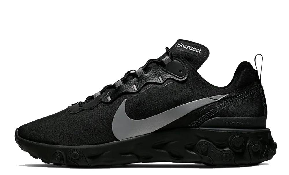 Nike React Element 55 SE Black BV1507-002
