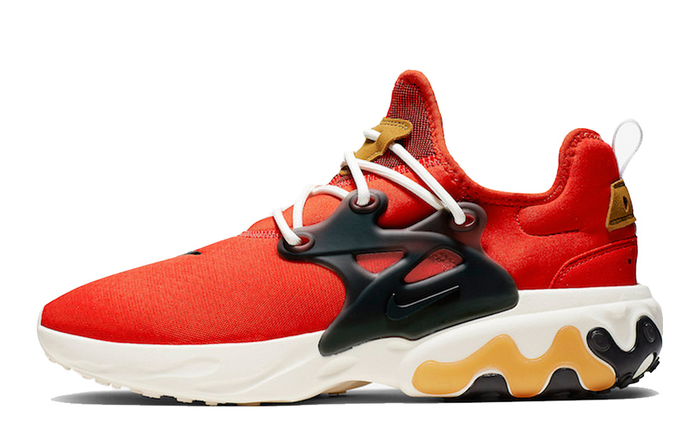 Nike React Presto Tomato Tornado AV2605-600