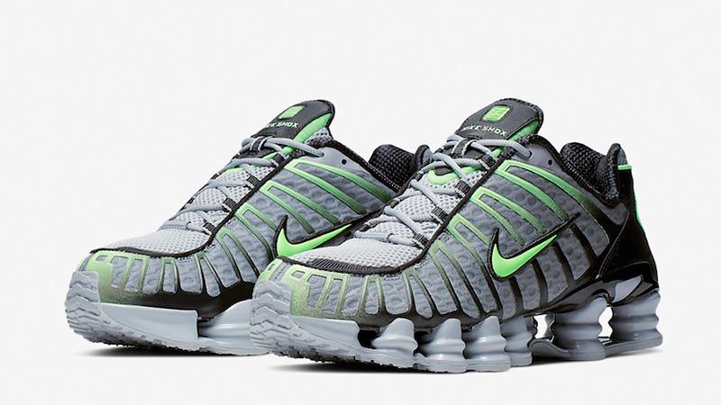Nike Shox TL Lime Blast   Where To Buy