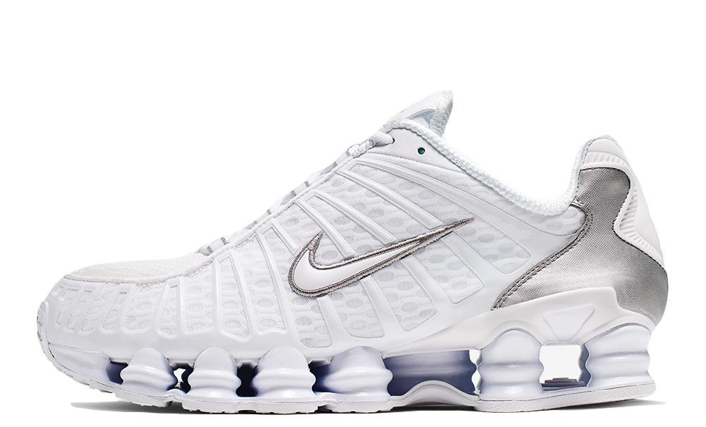 Nike Shox TL White   Where To Buy