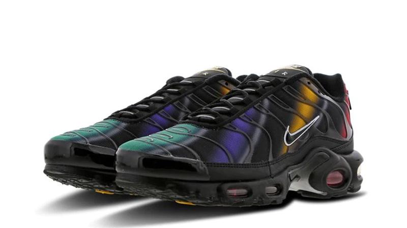 Nike TN Air Max Plus Black Multi