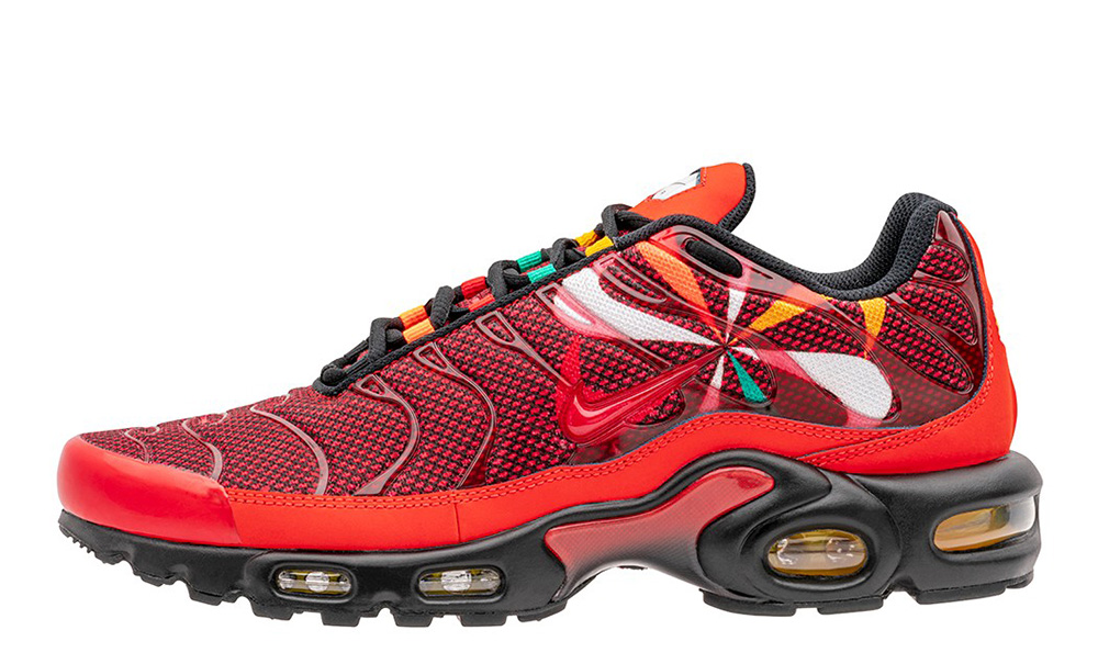 Nike TN Air Max Plus Sunburst Pack Red