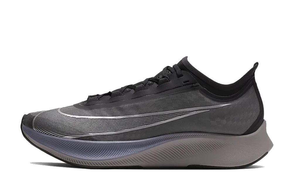 Nike Zoom Fly 3 Black Pumice AT8240-001