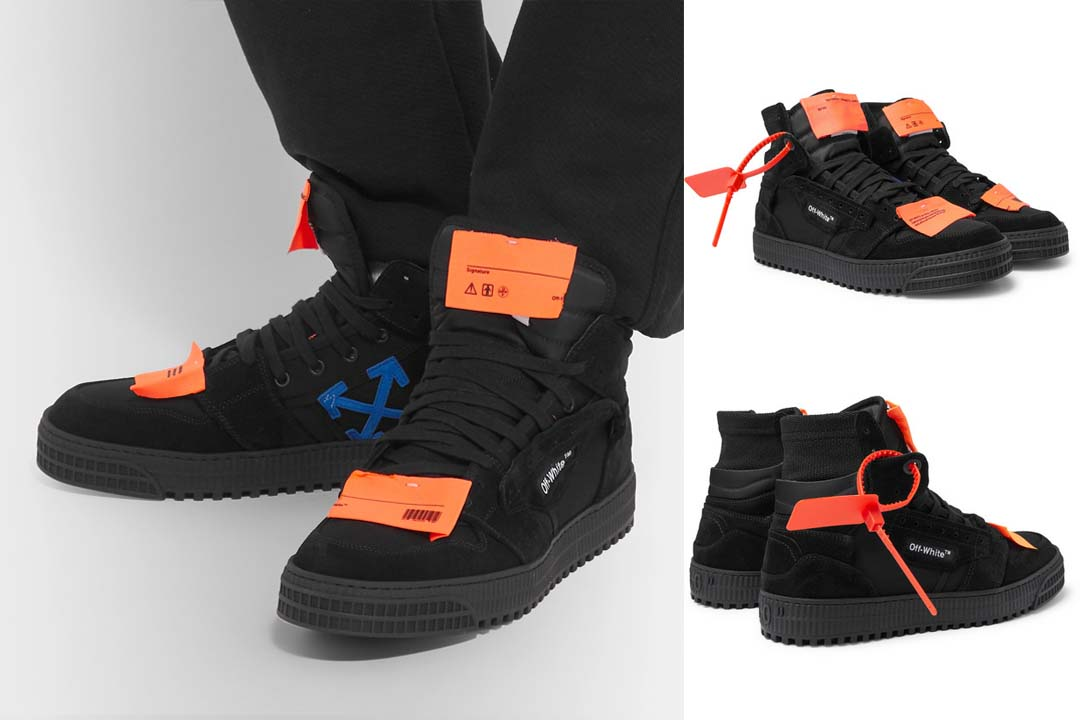 The Hottest Off-White Sneakers You Didn