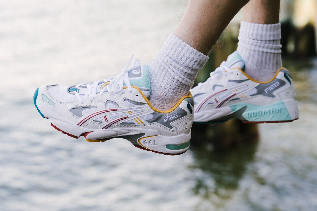 orizzonte inserire spazioso  Up Close With The Ronnie Fieg x ASICS GEL-Kayano 5 OG 'Oasis' | The Sole  Supplier