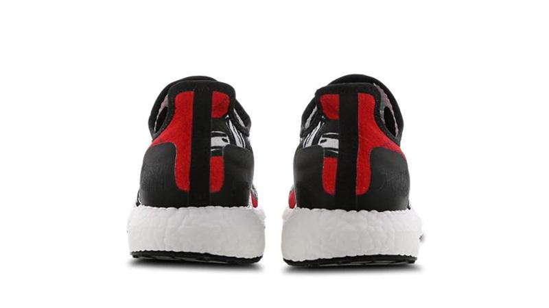 Spiderman x adidas AM4 Red Black