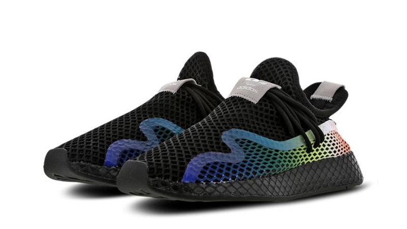 adidas Deerupt Cali Dreaming Black Multi