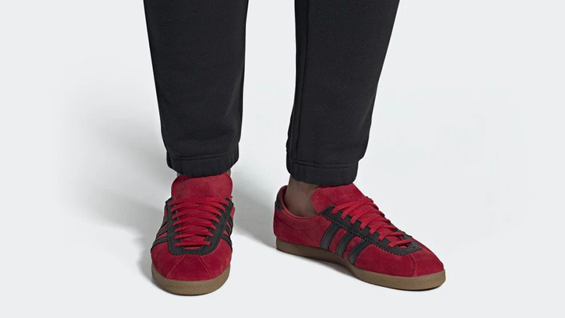 adidas London Scarlet