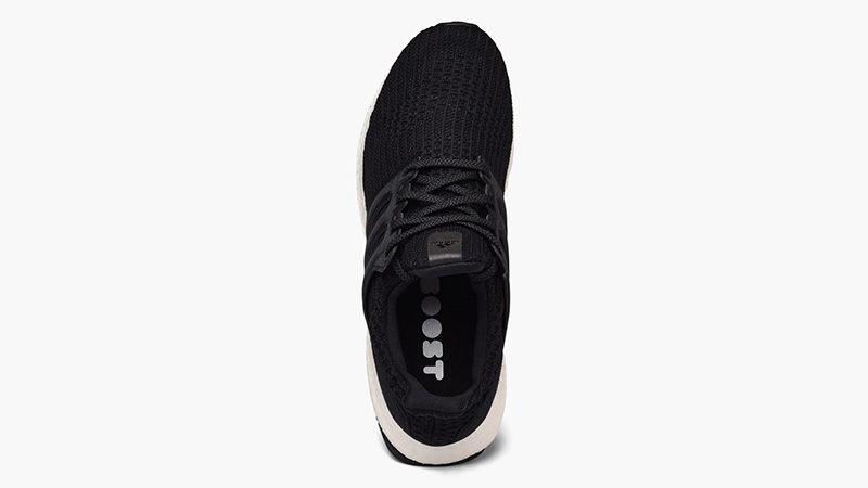 adidas Ultra Boost Black White EH1422 middle