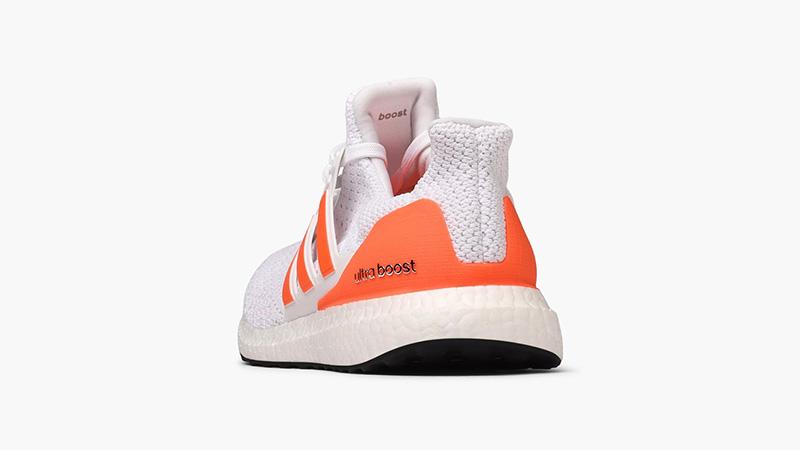 adidas Ultra Boost Clima White Orange EG8077 back