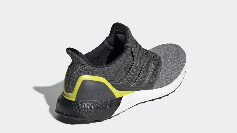 adidas Ultra Boost Grey Black G54003 back