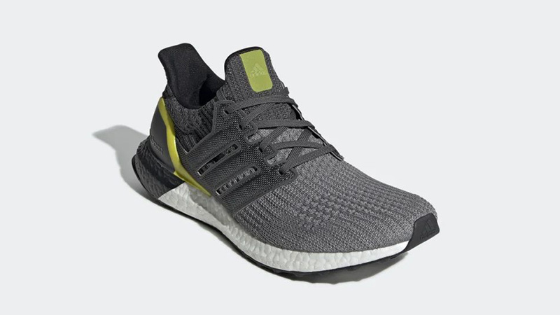 adidas Ultra Boost Grey Black G54003 front